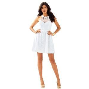 Lilly Pulitzer Resort White Kinley Dress